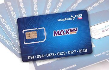 Hình ảnh củaSim 3G VinaPhone Không Cần Nạp Tiền Hàng Tháng Tặng 30Gb