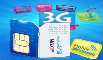 Hình ảnh củaSim 3G VinaPhone Không Cần Nạp Tiền Cộng Dồn Lưu Lượng